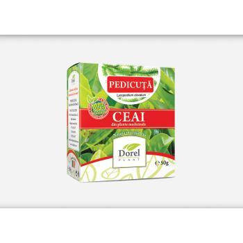 Ceai de pedicuta 50 gr DOREL PLANT