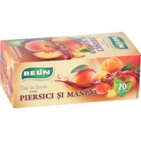 Ceai de piersici si mango