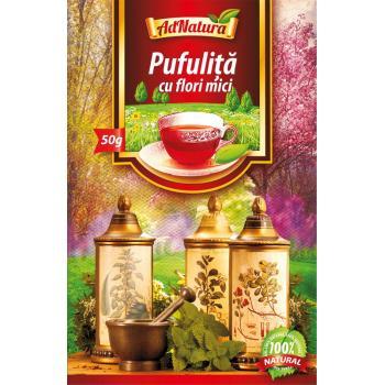 Ceai de pufulita cu flori mici 50 gr ADNATURA