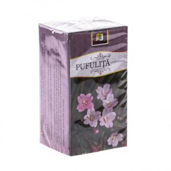 Ceai de pufulita cu flori mici 20 pl STEF MAR