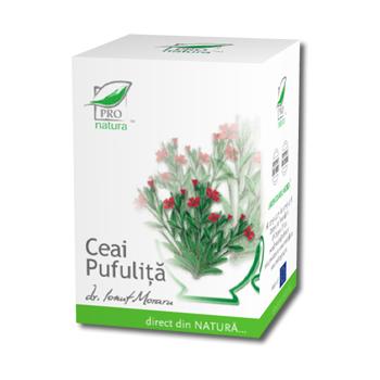 Ceai de pufulita 20 pl PRO NATURA