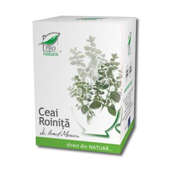 Ceai de roinita 20 pl PRO NATURA