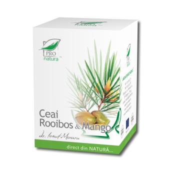 Ceai de rooibos & mango 20 pl PRO NATURA