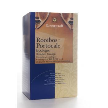 Ceai de rooibos-portocale 20 pl SONNENTOR