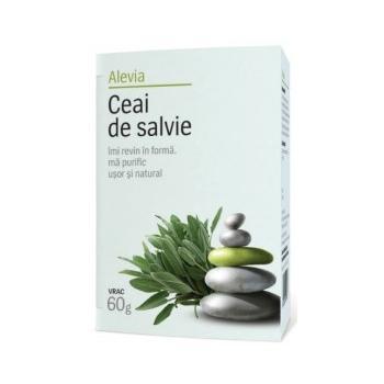 Ceai de salvie 60 gr ALEVIA