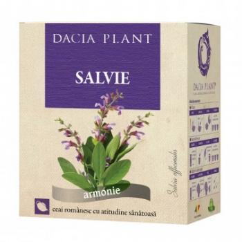 Ceai de salvie 50 gr DACIA PLANT