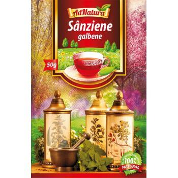 Ceai de sanziene galbene 50 gr ADNATURA