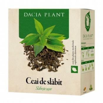 Ceai de slabit  50 gr DACIA PLANT