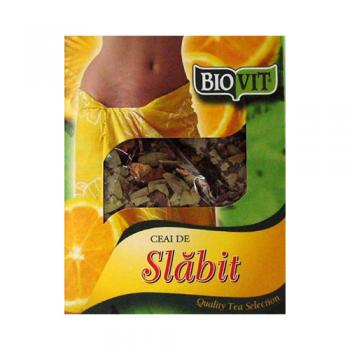 Ceai de slabit biovit 50 gr BIOVIT