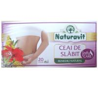 Ceai de slabit (remediu natural)