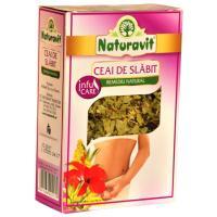 Ceai de slabit (remediu natural)