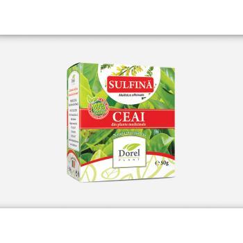 Ceai de sulfina 50 gr DOREL PLANT