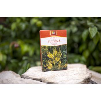 Ceai de sulfina 50 gr STEF MAR