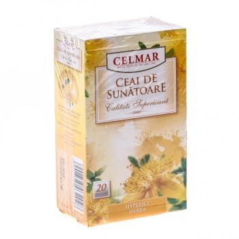 Ceai de sunatoare 20 pl CELMAR