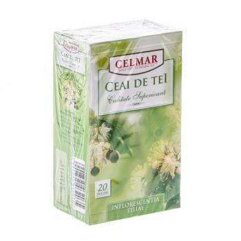 Ceai de tei 20 pl CELMAR