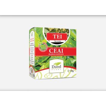 Ceai de tei 50 gr DOREL PLANT