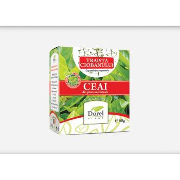Ceai de traista ciobanului 50 gr DOREL PLANT