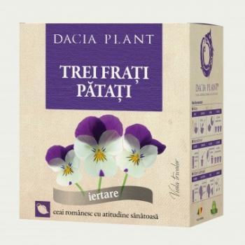 Ceai de trei frati patati 50 gr DACIA PLANT