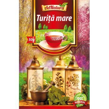 Ceai de turita mare 50 gr ADNATURA