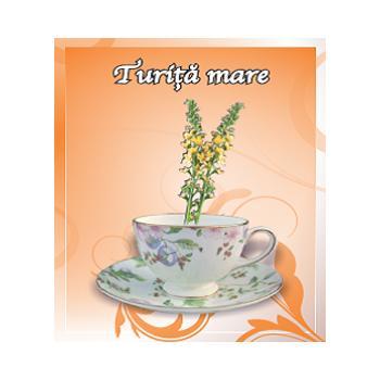 Ceai de turita mare 50 gr CYANI
