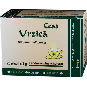 Ceai de urzica 25 pl HOFIGAL