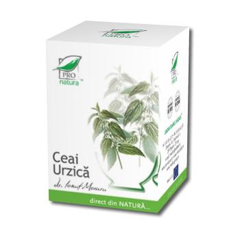 Ceai de urzica 20 pl PRO NATURA
