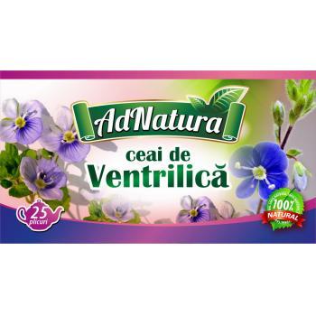 Ceai de ventrilica 25 pl ADNATURA