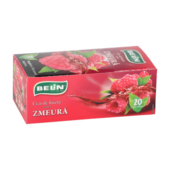 Ceai de zmeura 20 pl BELIN