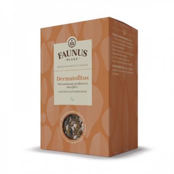 Ceai dermatofitus 90 gr FAUNUS PLANT