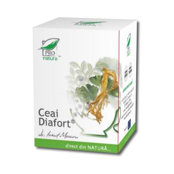 Ceai diafort 20 pl PRO NATURA