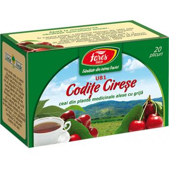Ceai din codite de cirese u81 20 pl FARES