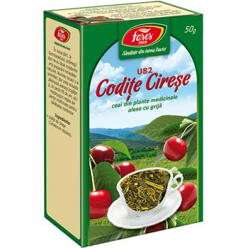 Ceai din codite de cirese u82 50 gr FARES