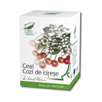 Ceai din cozi de cirese 20 pl PRO NATURA