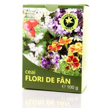 Ceai din flori de fan 100 gr HYPERICUM