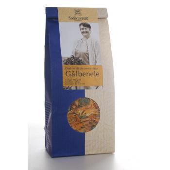 Ceai din flori de galbenele 50 gr SONNENTOR