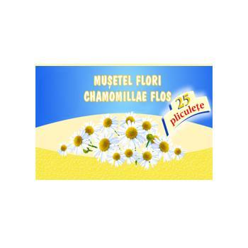 Ceai din flori de musetel 25 pl CYANI
