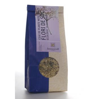 Ceai din flori de soc maruntite 80 gr SONNENTOR