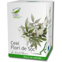 Ceai din flori de soc