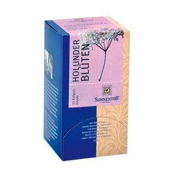 Ceai din flori de soc eco 18 pl SONNENTOR