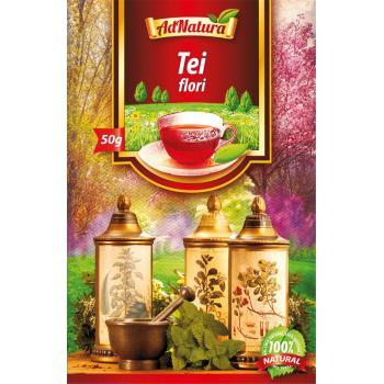 Ceai din flori de tei 50 gr ADNATURA