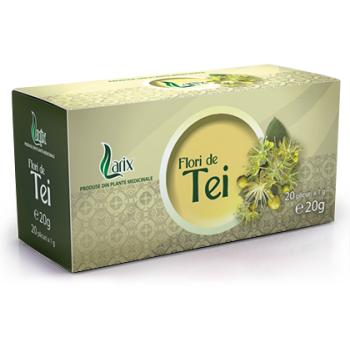 Ceai din flori de tei 20 pl LARIX