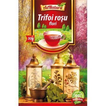 Ceai din flori de trifoi rosu 30 gr ADNATURA