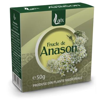 Ceai din fructe de anason 50 gr LARIX