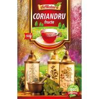Ceai din fructe de coriandru