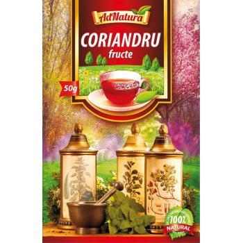 Ceai din fructe de coriandru 50 gr ADNATURA