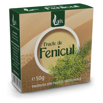 Ceai din fructe de fenicul 50 gr LARIX