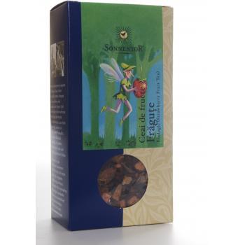 Ceai din fructe de fragute 100 gr SONNENTOR