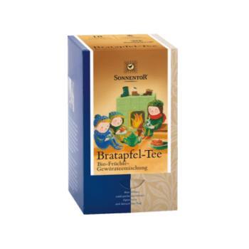 Ceai din fructe de mere coapte 18 pl SONNENTOR
