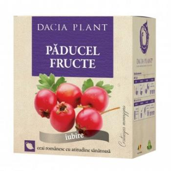 Ceai din fructe de paducel 50 gr DACIA PLANT