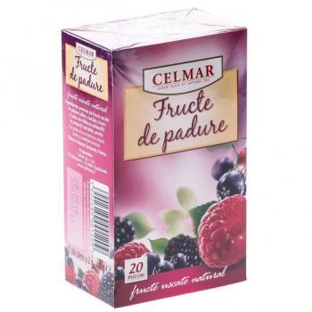 Ceai din fructe de padure 20 pl CELMAR